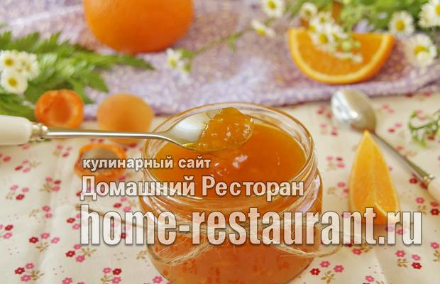 Абрикосовый джем с апельсином фото_04