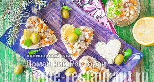Бутерброды с селедкой и плавленым сыром фото, фото рецепт бутербродов с селедкой и плавленым сыром