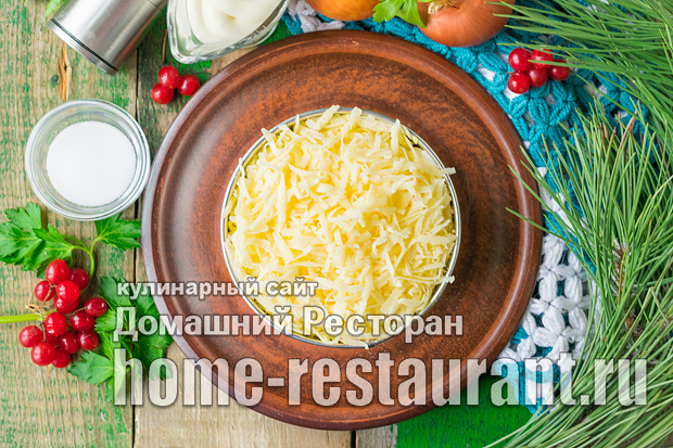 Салат с консервированной скумбрией  фото, фото рецепт салата с консервированной скумбрией