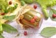 Огурцы, консервированные с вишней на зиму фото