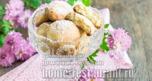 Печенье на скорую руку в духовке фото
