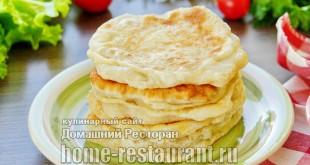 Плацинды с сыром по-молдавски фото