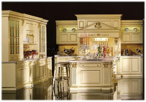 дизайн классической кухни