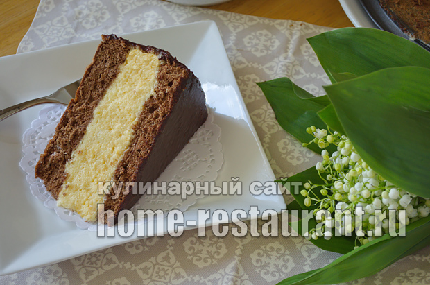Торт Птичье Молоко рецепт с фото _46