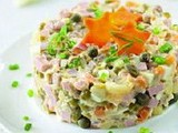 украшение салатов украшение блюд красивые салаты как украсить салат оливье