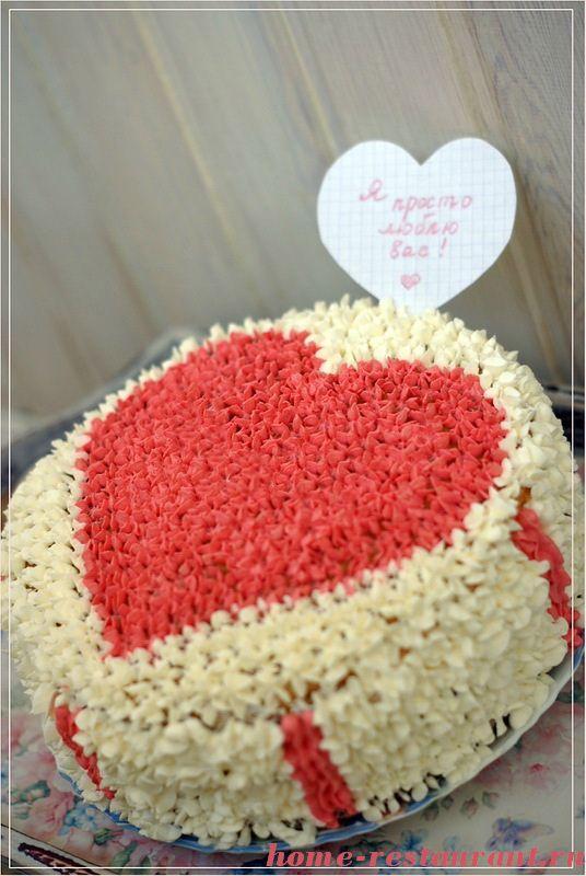 Рецепт торта дон панчо со сметаной