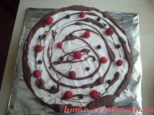 Украсить торт своими руками в домашних условиях мальчику