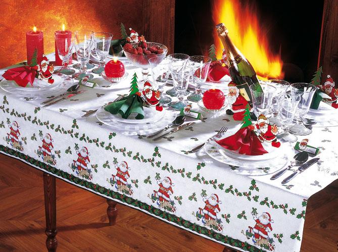 Праздничный стол своими руками