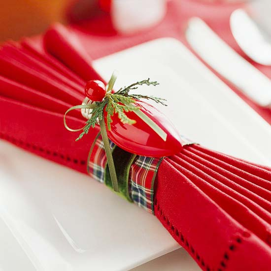 Салфетки для стола из ткани своими руками