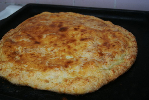 Пирог из капусты простыеы