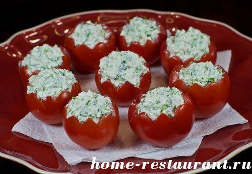 Фаршированные помидоры: лучшие рецепты с фото