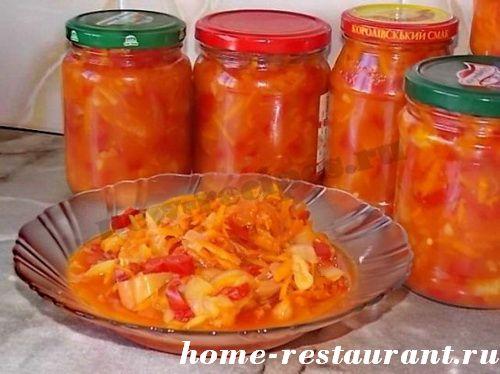 рецепты лечо из перца с луком и морковью