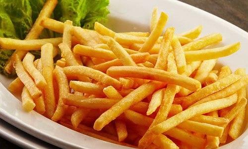 картошка фри дома-2