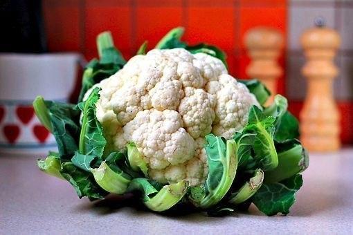 Цветная капуста в кляре из сухарей: рецепт с фото