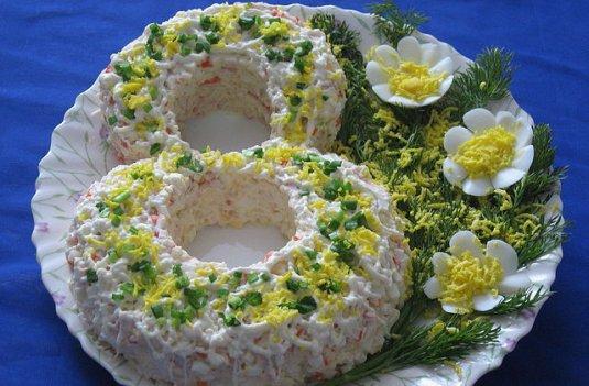 Азбуку вкуса салаты к 8 марта рецепты объявлений продаже
