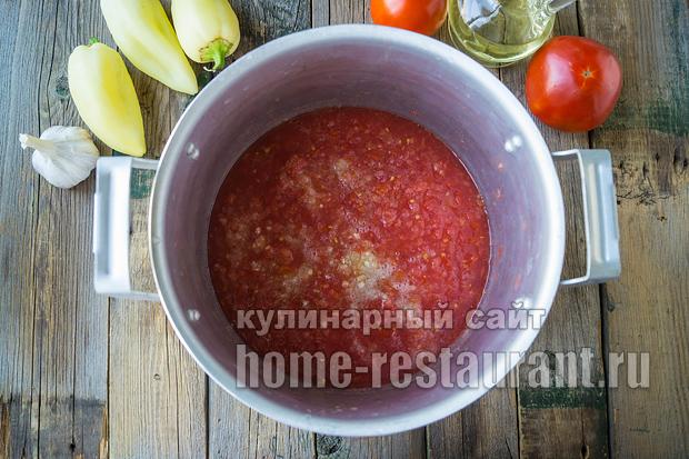 салат из огурцов на зиму в томатной заливке_1