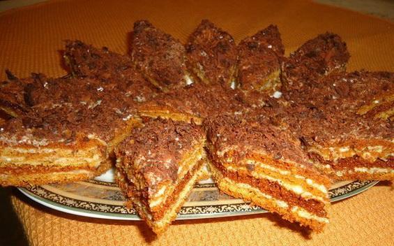 Торт Мужской идеал