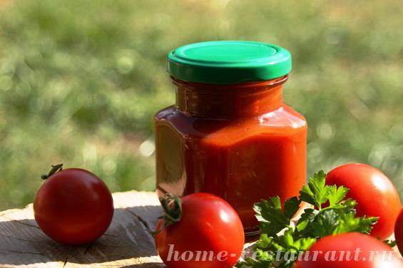 домашний кетчуп фото 2