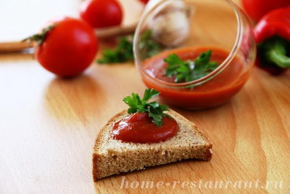 домашний кетчуп фото 4