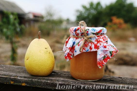 грушево-яблочное повидло с апельсинами фото 6