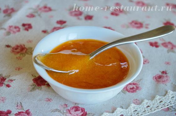 абрикосовый джем: рецепт