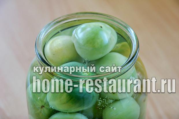Консервированные зеленые помидоры_08