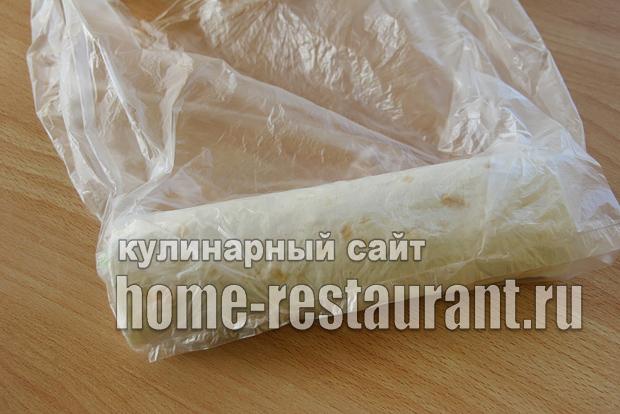 Лаваш с крабовыми палочками и плавленым сыром_05