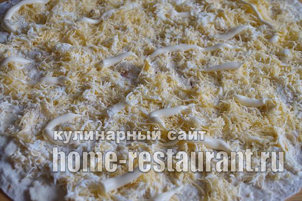 Рулет из лаваша с сыром «Белочка»_05