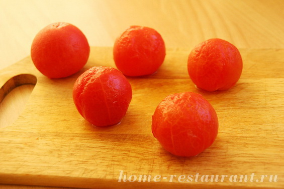 брускетта с помидорами и пармезаном фото 4