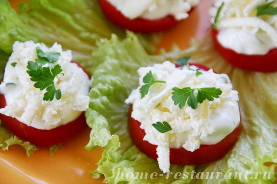 помидоры с брынзой фото 15