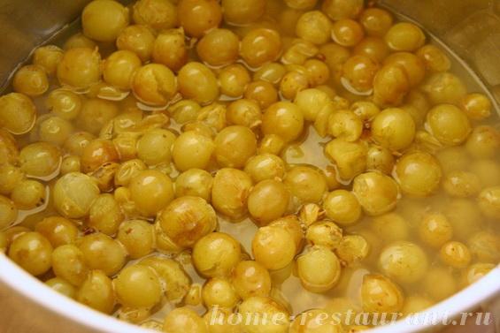 яблоки в виноградном сиропе фото 2
