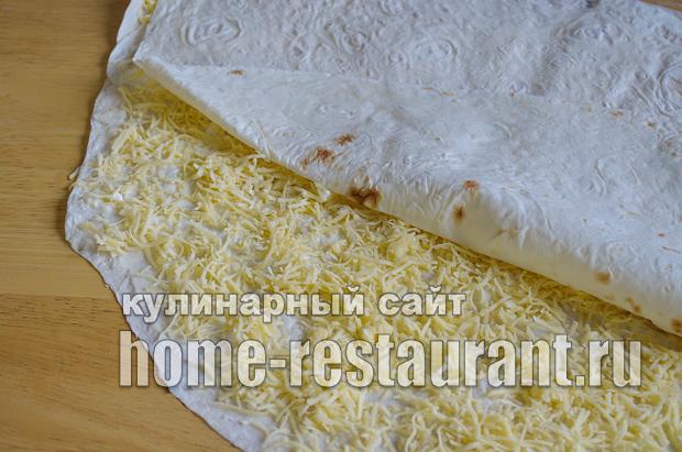 Лаваш с начинкой со шпротами и сыром_06