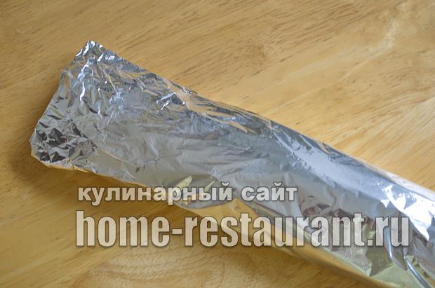 Лаваш с начинкой со шпротами и сыром_10