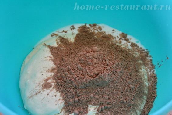 лимонно-шоколадный кекс фото 11