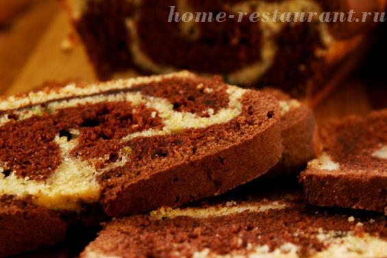 лимонно-шоколадный кекс фото 19