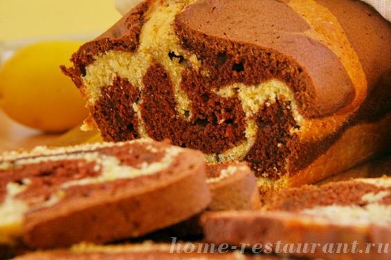 лимонно-шоколадный кекс фото 20