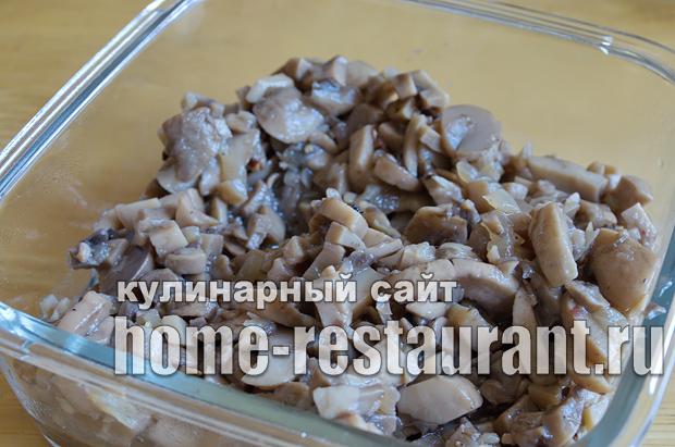 Начинка для тарталеток с крабовыми палочками и грибами_03