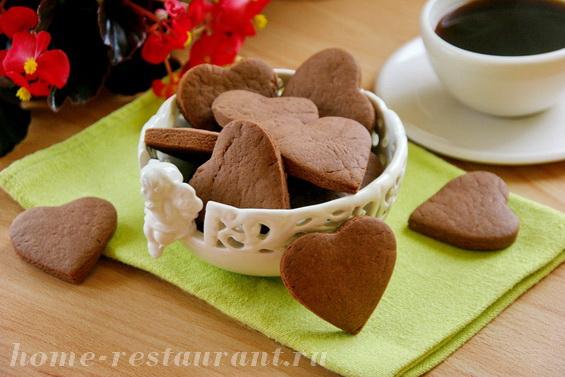 шоколадные сердечки фото 10