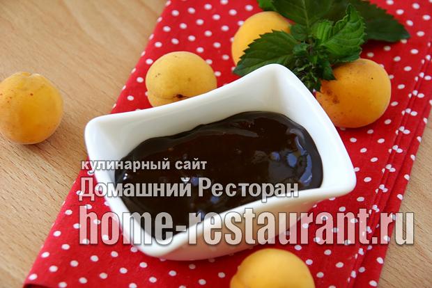 Абрикосовое повидло с какао фото_03