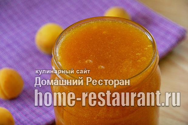 абрикосовый джем 15 минут фото_12