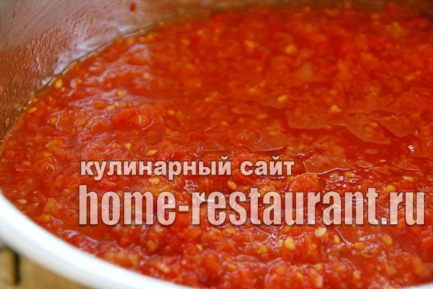 Домашний кетчуп на зиму «Помидорный»_04