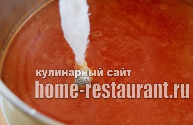 Домашний кетчуп на зиму «Помидорный»_07