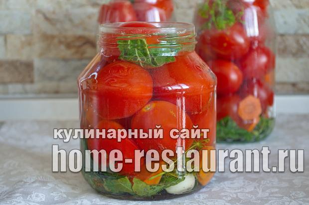 Консервированные помидоры с лимонной кислотой фото_09