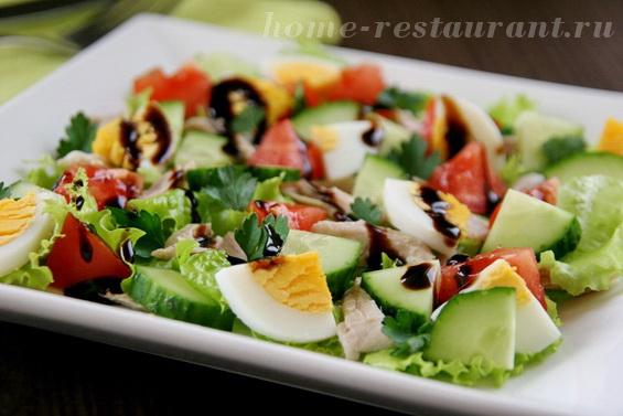 салат с отварной телятиной фото 9