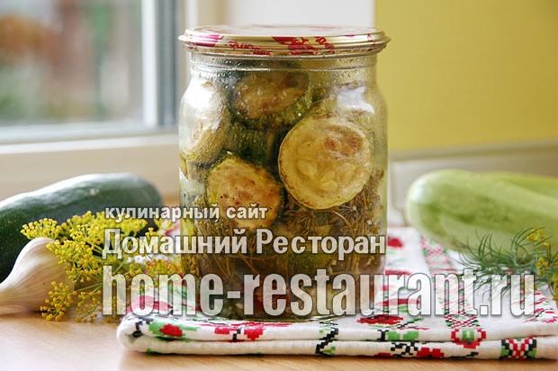 жареные кабачки на зиму фото_5
