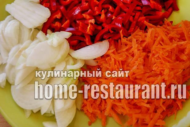 Салат из капусты на зиму «Рыжик»_05