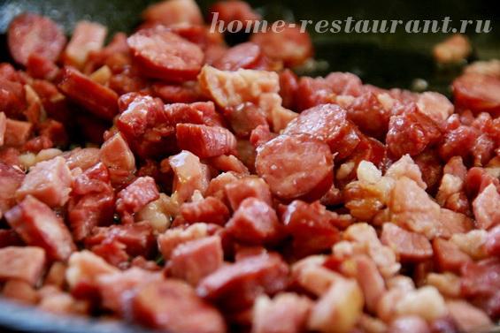 Солянка сборная мясная классическая: пошаговый рецепт с фото