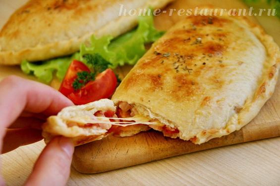 Пицца кальцоне фото 15
