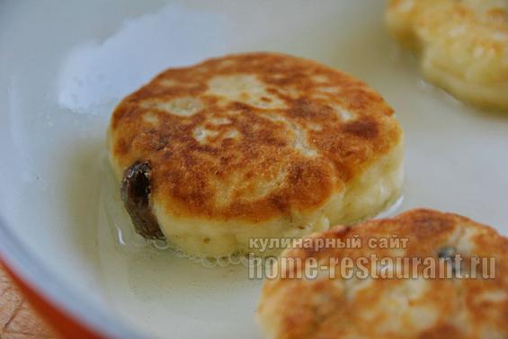 Как приготовить очень вкусные сырники из творога на сковороде