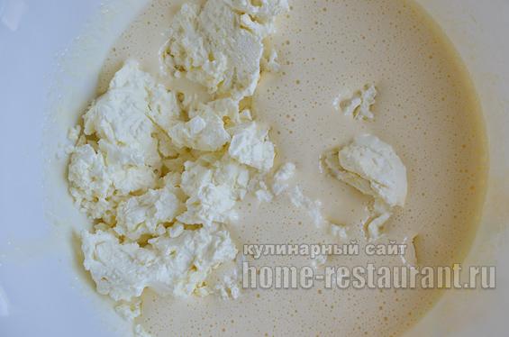 Кекс в духовке рецепт